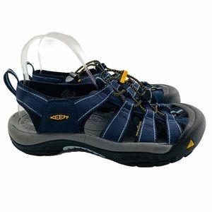 Keen Newport H2 Sandal in Navy | 9.5